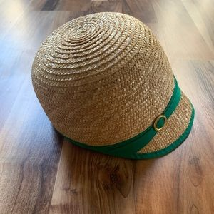 Retro Straw Hat
